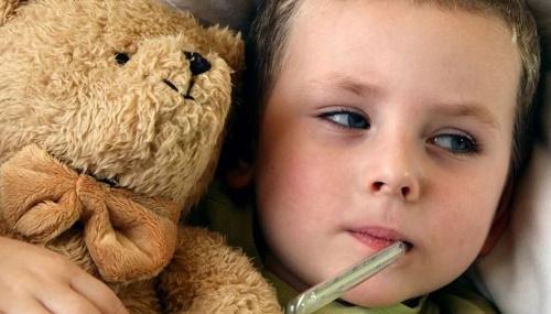 Что делать, когда ваш ребенок приболел?